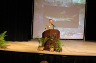 Keynote speaker, John Runyon, Cascade Environmental Group